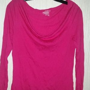 Old Navy Pink Long Sleeve